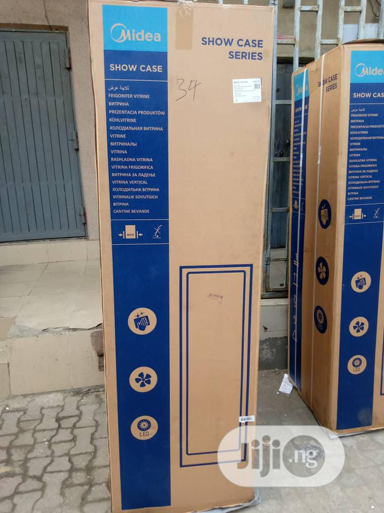 Display Chiller For Drinks. | Store Equipment for sale in Ojo, Lagos State, Nigeria
