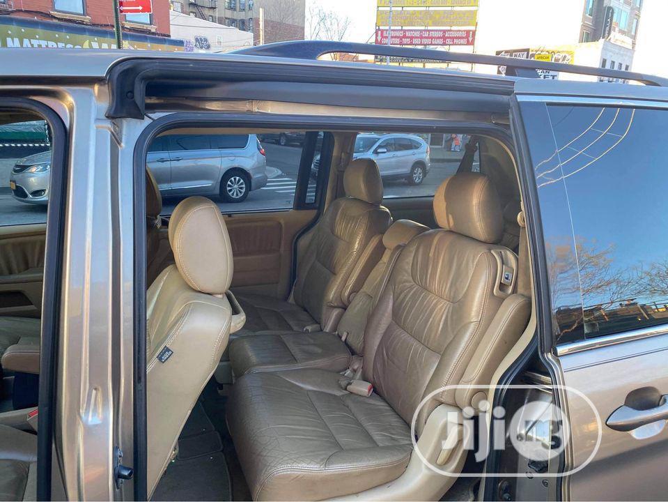 Honda Odyssey 2009 EX Blue | Cars for sale in Agege, Lagos State, Nigeria