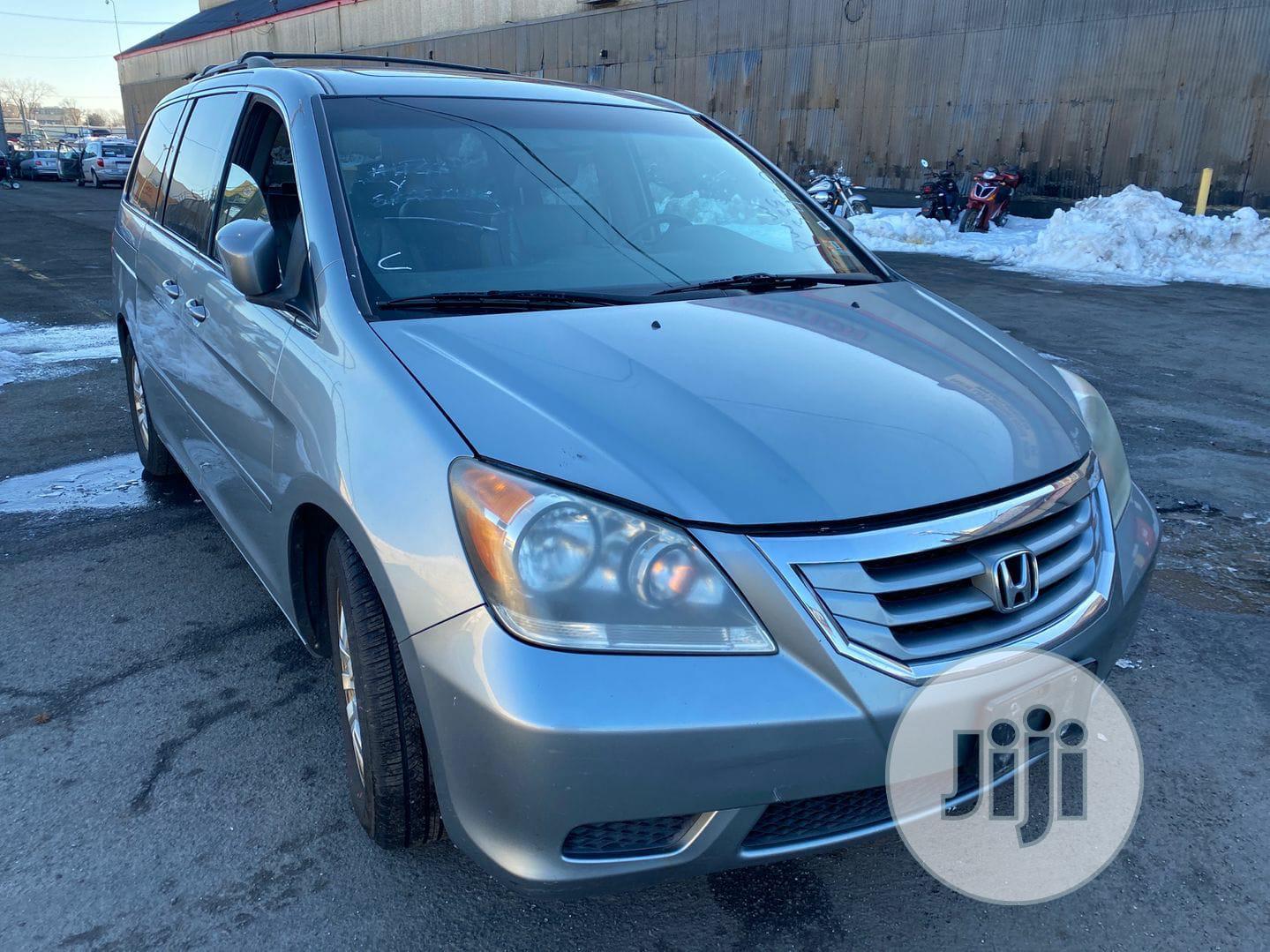 Honda Odyssey 2009 EX Blue