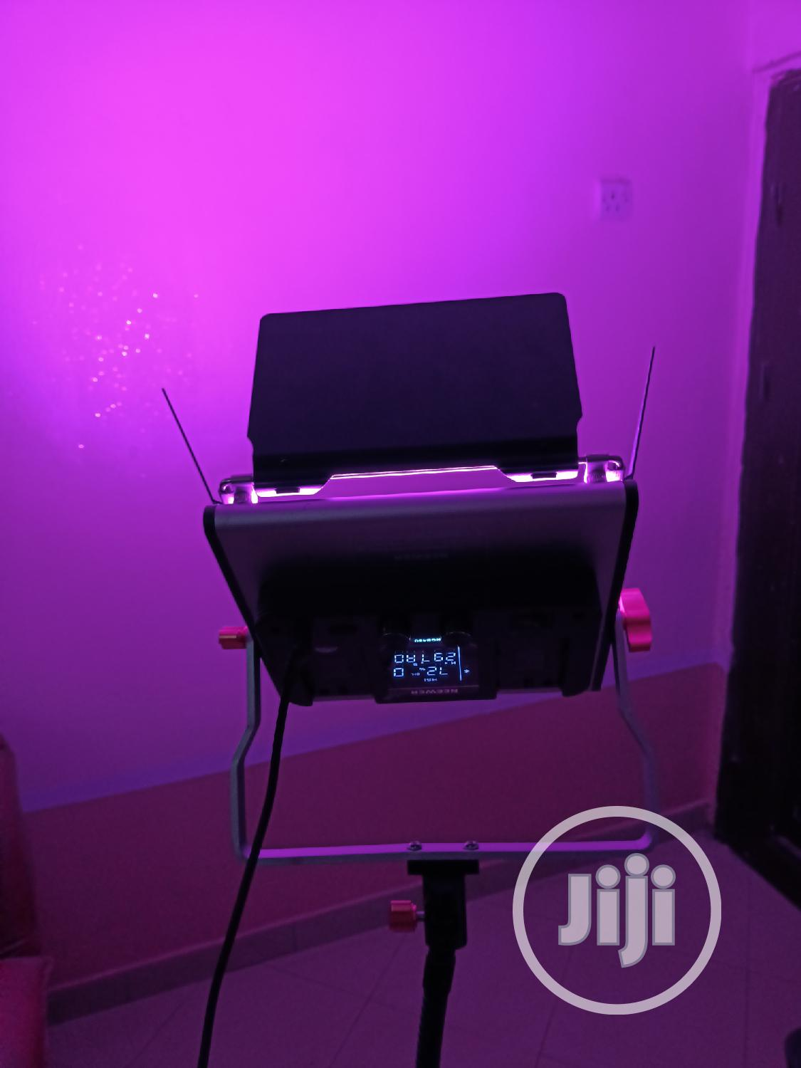 Archive: Neewer RGB 480 LED Video Light With App Control