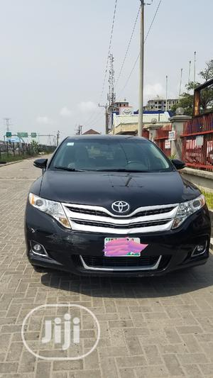 Toyota Venza 2014 Black   Cars for sale in Lagos State, Lekki