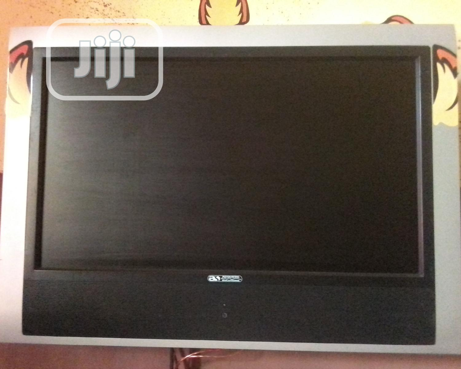 """LCD TV.Acoustic Solution.28"""""""