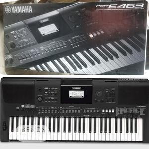 Yamaha Keyboard PSR E463   Musical Instruments & Gear for sale in Lagos State, Ojo