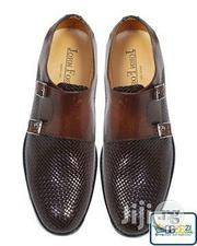 John Foster Double Monk Strap Brown Italian Shoe | Shoes for sale in Lagos State, Lagos Island