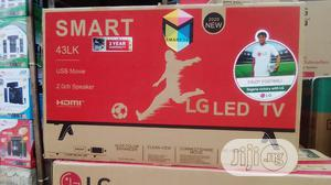 LG 43 Inches Smart Tv | TV & DVD Equipment for sale in Lagos State, Ojo