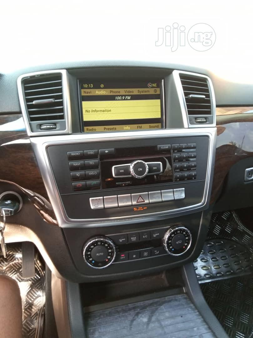 Mercedes-Benz M Class 2013 ML 350 4Matic Gray | Cars for sale in Enugu, Enugu State, Nigeria