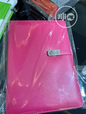 Our 2021 A5 Dairy/Notepad With Magnet Belt.   Printing Services for sale in Lagos State, Ikeja