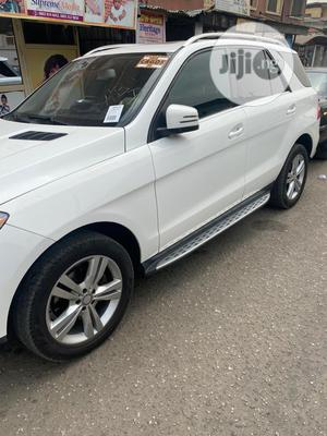 Mercedes-Benz M Class 2015 White   Cars for sale in Lagos State, Ikeja