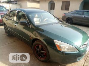 Honda Accord 2005 2.0 Comfort Green   Cars for sale in Kwara State, Ilorin West