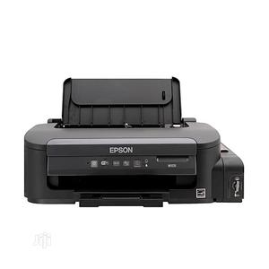 Epson Workforce M100 Monochrome Ink Advantage Wifi Printer | Printers & Scanners for sale in Lagos State, Agege