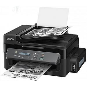 Epson Workforce M200 All-In-One Monochrome Ink Advantage | Printers & Scanners for sale in Abia State, Bende
