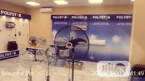 Polystar Big Standing Fan   Home Appliances for sale in Lagos State, Ojo