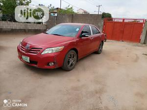 Toyota Camry 2010 Red | Cars for sale in Lagos State, Ifako-Ijaiye