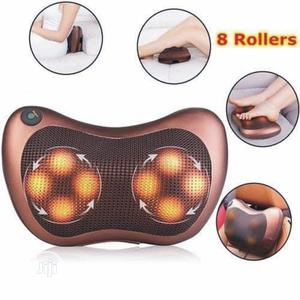 Car Home Heat Pillow Massager for Pain/Stress Relief.   Sports Equipment for sale in Lagos State, Ikeja