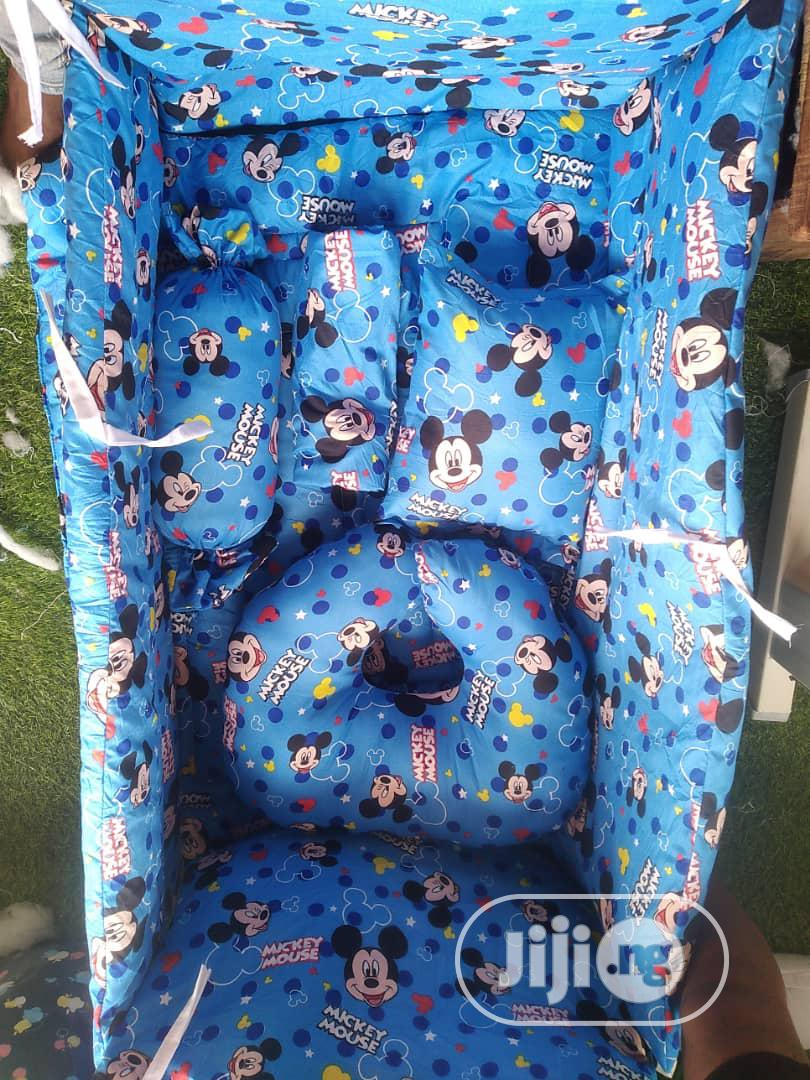 Baby Cot Complete Beddings