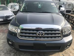 Toyota Sequoia 2008 Gray | Cars for sale in Lagos State, Lekki