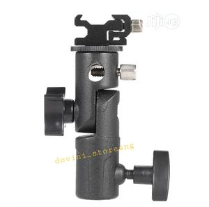 Speedlight Flash Bracket Umbrella Holder | Accessories & Supplies for Electronics for sale in Rivers State, Port-Harcourt