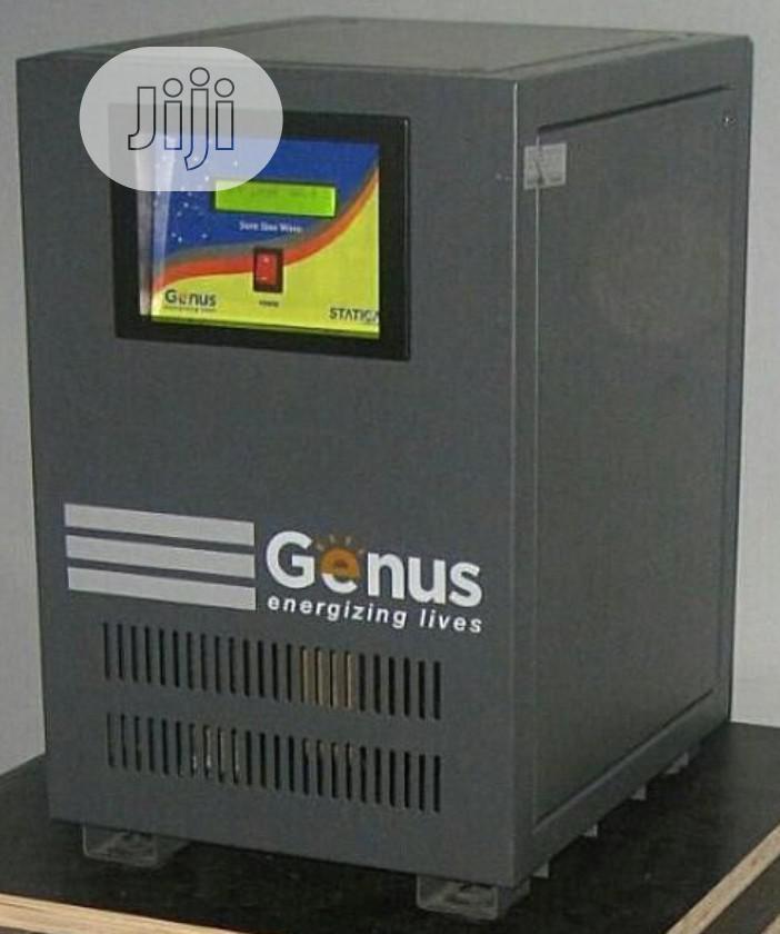 Genus 3.5kva/48v Genus Inverter