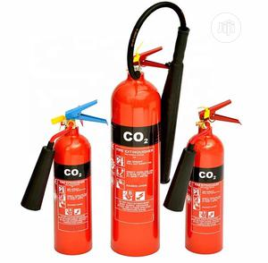 CO2 Fire Extinguisher 3kg/5kg | Safetywear & Equipment for sale in Lagos State, Yaba
