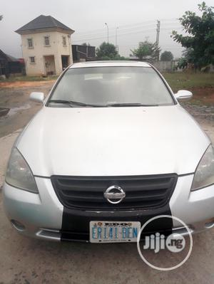 Nissan Altima 2003 Automatic Silver   Cars for sale in Rivers State, Port-Harcourt
