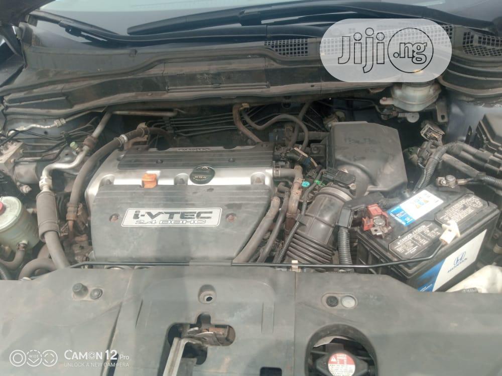 Archive: Honda CR-V 2008 2.4 LX 4x4 Automatic