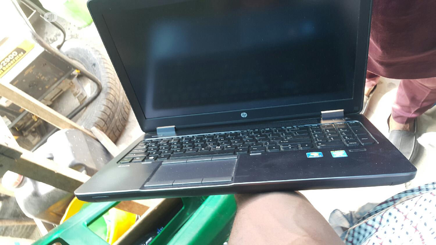 Archive: Laptop HP ZBook 15 16GB Intel Core I7 HDD 500GB