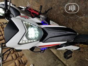 Motorcycle 2018 White   Motorcycles & Scooters for sale in Abia State, Aba South