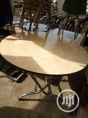 Guaranteed Multipurpose Round Table in Stock   Furniture for sale in Lagos State, Ojo