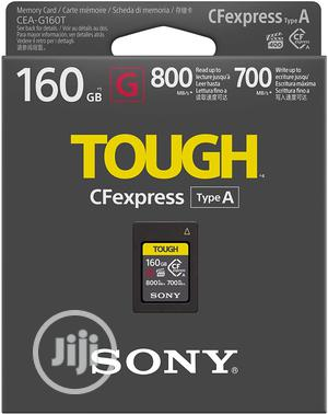 SONY 160gb Cfexpress Type a Memory Card 800mb/S | Accessories & Supplies for Electronics for sale in Lagos State, Ikeja