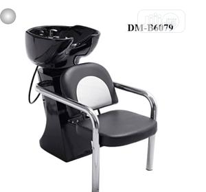 Saloon Chair + Hair ( Washing) Tub.   Furniture for sale in Lagos State, Ojo