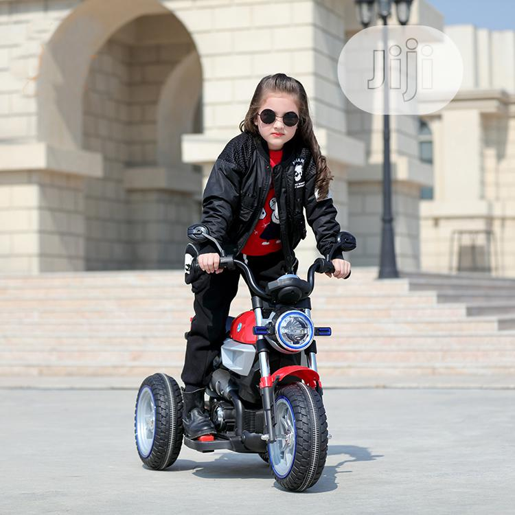 Archive: Battery Operated Ride on 3 Wheel Motor Bike (2-8yrs)