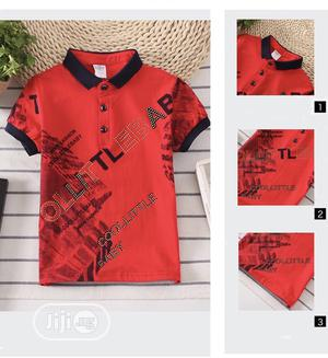 Kids Polo T-Shirt | Children's Clothing for sale in Lagos State, Lekki