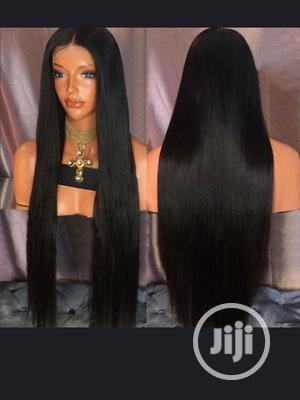 20 Inch Humwn Hair Wig | Hair Beauty for sale in Abuja (FCT) State, Lugbe District