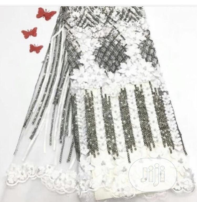 Luxury Sequins Lace