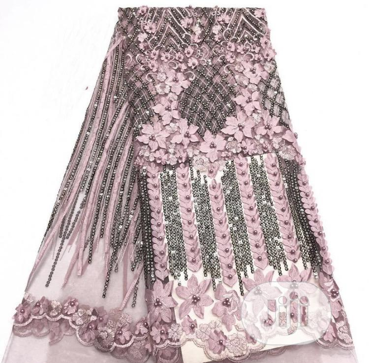 Luxury Sequins Lace | Clothing for sale in Isolo, Lagos State, Nigeria