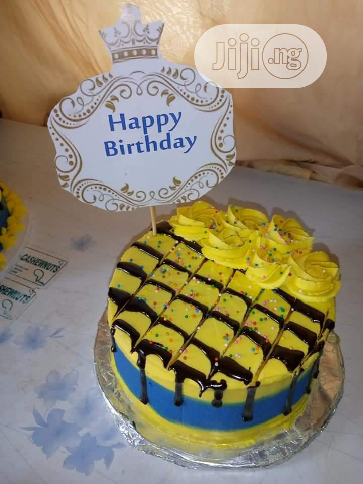 Archive: Fluffy Cakes