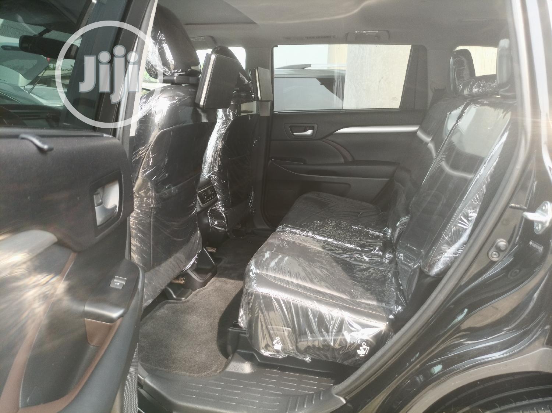 Toyota Highlander 2015 Black | Cars for sale in Port-Harcourt, Rivers State, Nigeria