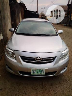 Toyota Corolla 2009 1.6 Advanced Gray | Cars for sale in Lagos State, Ojo