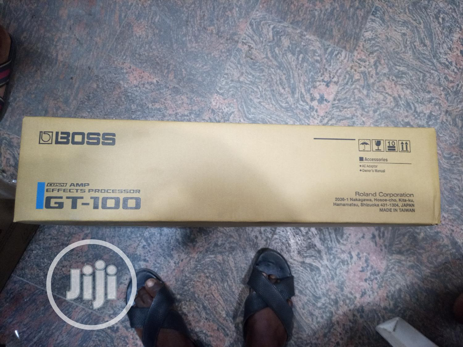 Boss Gt-100 Lead Effect | Musical Instruments & Gear for sale in Ikeja, Lagos State, Nigeria