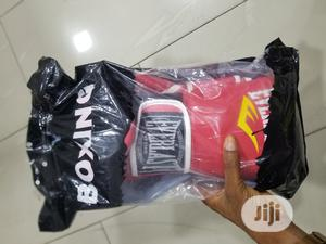 Durable Everlast Boxing Gloves | Sports Equipment for sale in Lagos State, Surulere
