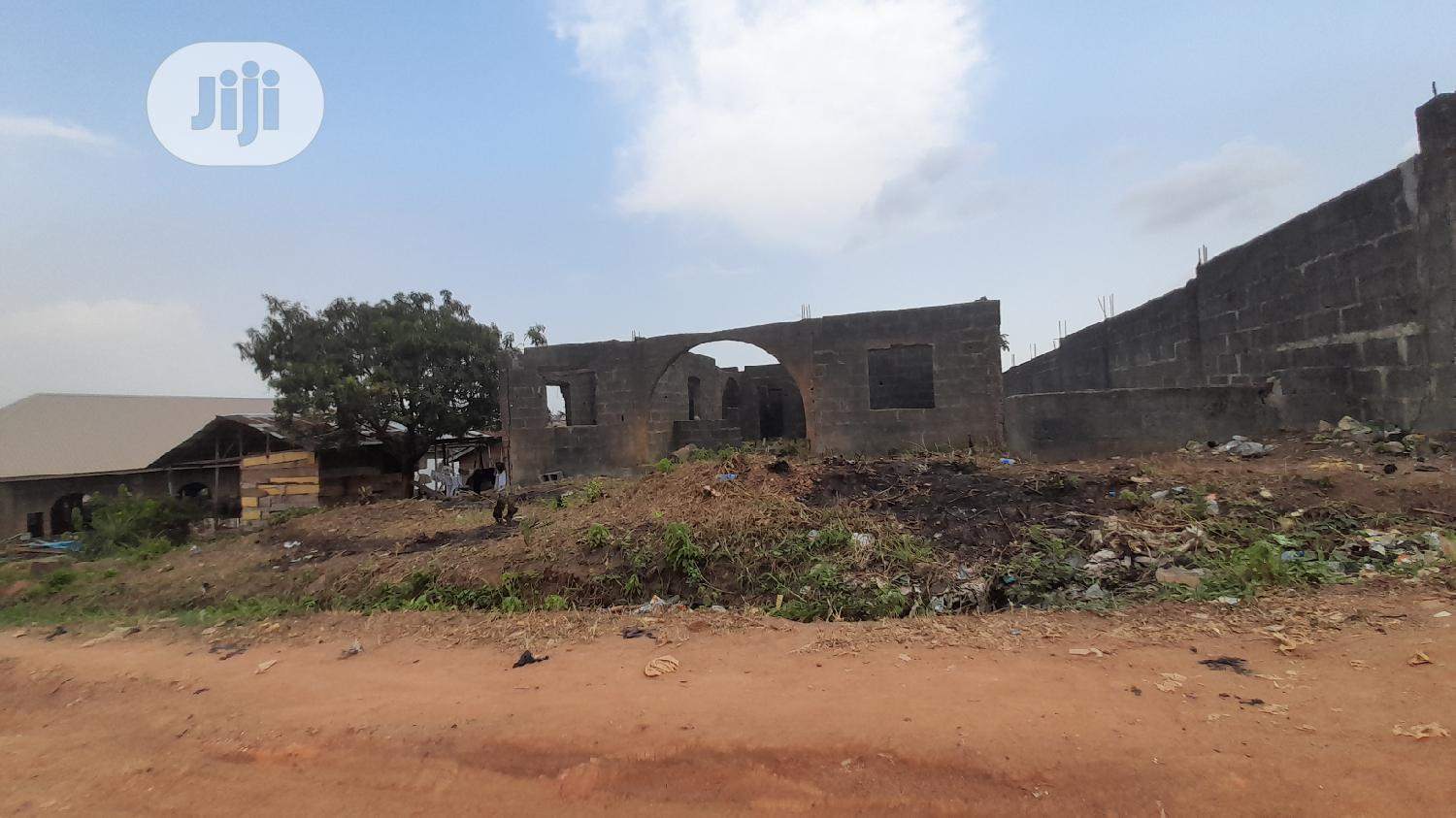 Archive: Uncompleted Building for Sale