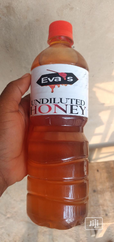 Archive: Evas Undiluted Honey