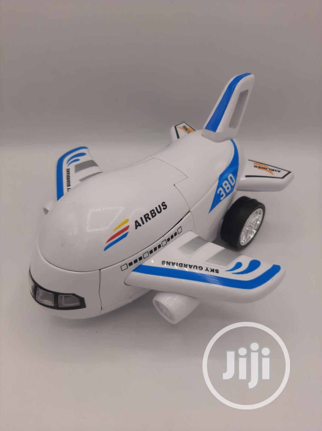 Transformable Plane | Toys for sale in Wuse, Abuja (FCT) State, Nigeria