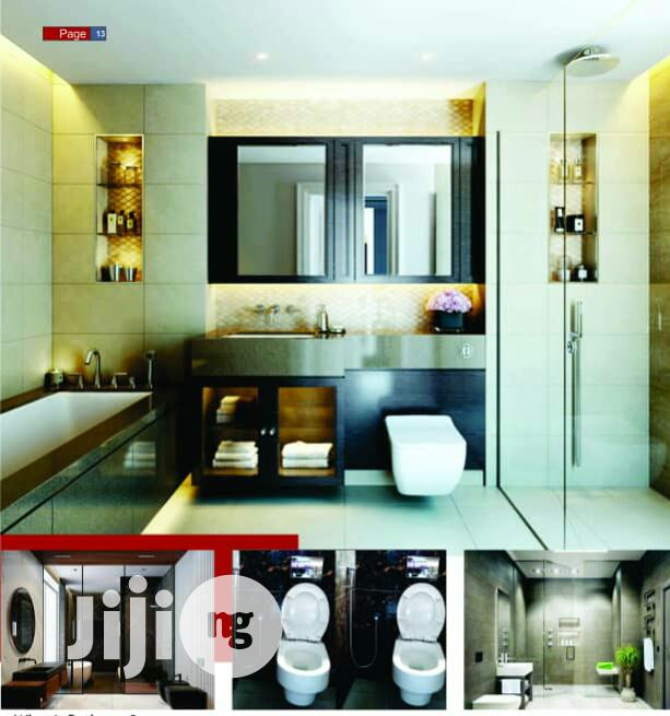 Archive: 5 Bedroom Terrace Duplex With Penthouse