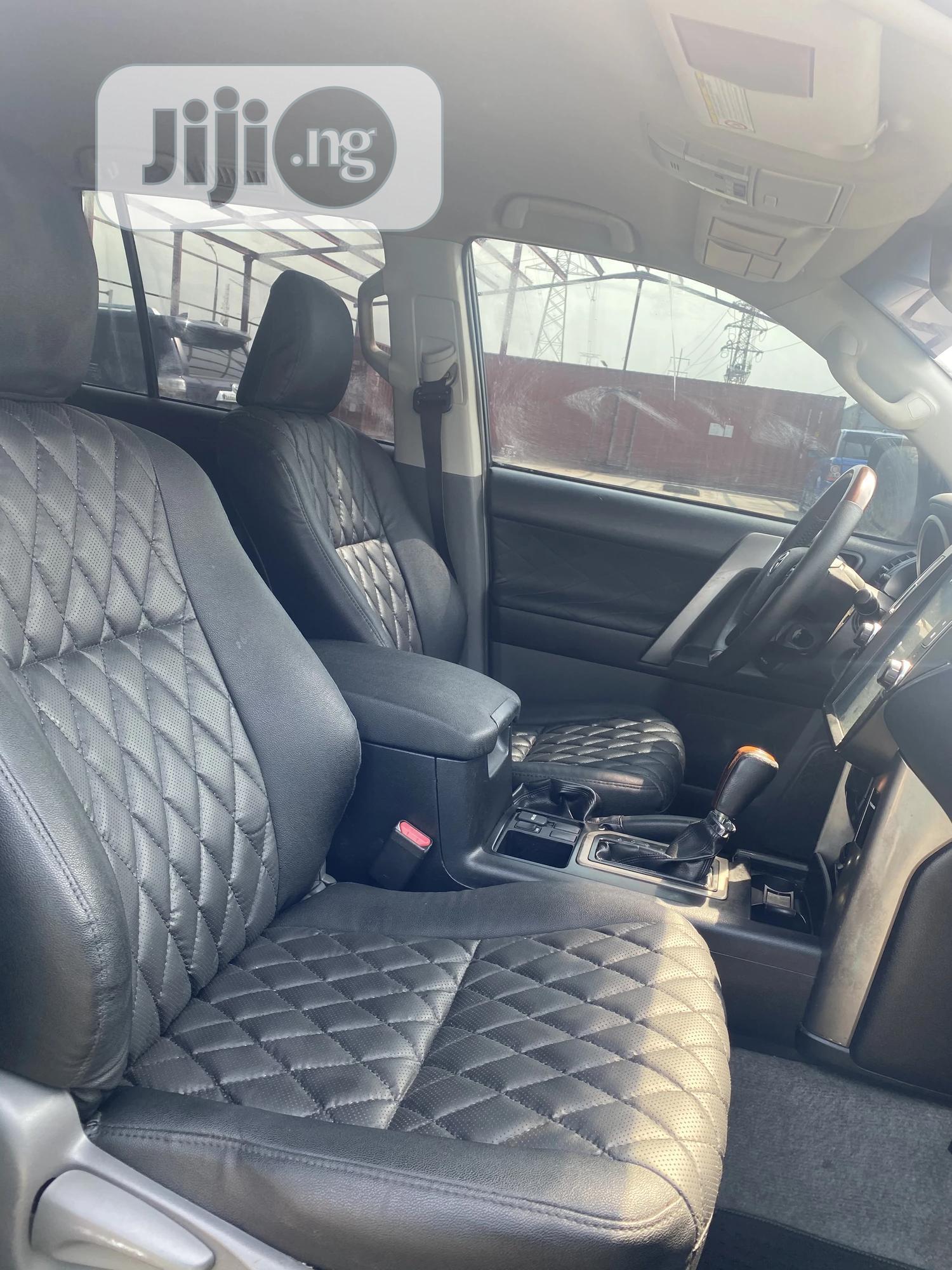Toyota Land Cruiser Prado 2010 GX Black   Cars for sale in Lekki, Lagos State, Nigeria