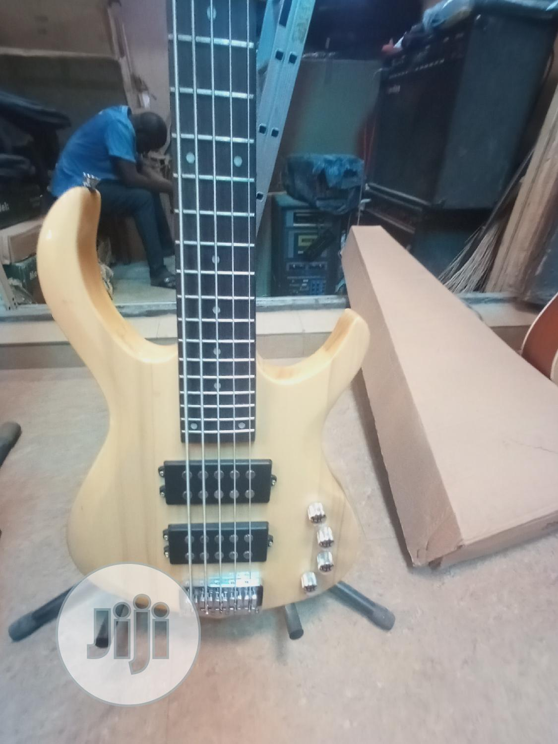 Ibanez 5 Strings Bass Guitar | Musical Instruments & Gear for sale in Ikeja, Lagos State, Nigeria