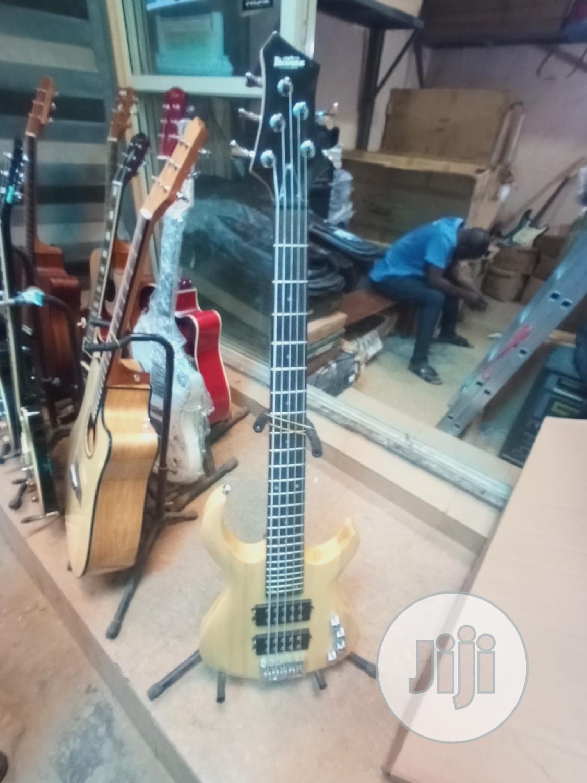 Ibanez 5 Strings Bass Guitar