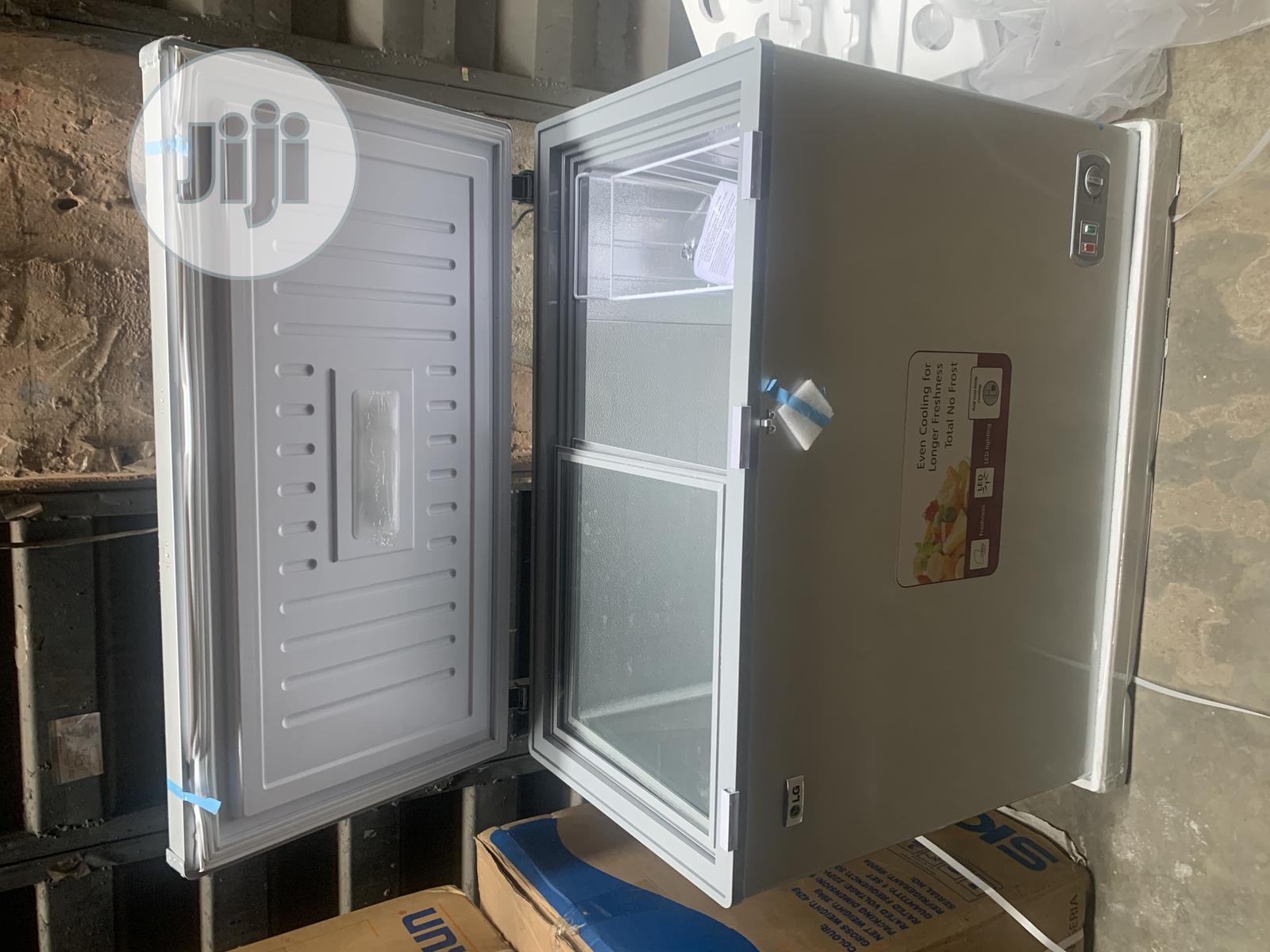 Archive: LG Chest Freezer