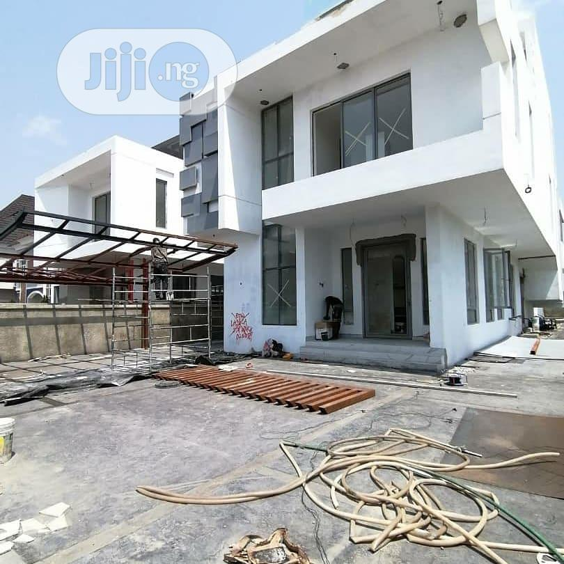 5bedroom Detached Duplex With Swimming Pool Open Penthouse