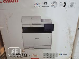 Canon Printer MF732CDW | Printers & Scanners for sale in Lagos State, Ikeja